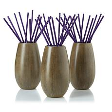 JOY 63pc Forever Fragrant® Ceramic Vases with Sticks