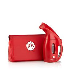 JOY 900-Watt Supreme Steam Go Mini Steamer with Bag