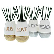 JOY Sentiments Forever Fragrant® Luxe Porcelain 31-piece Vase Set