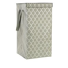 JOY Ultimate Closet Collapsible Large Hamper - Chrome