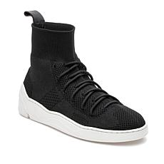 J/Slides NYC Jilly Knit High-Top Slip-On Sneaker