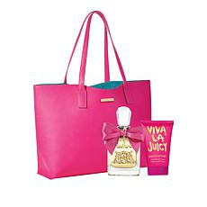 Juicy Couture 2-piece Viva la Juicy Set with Tote