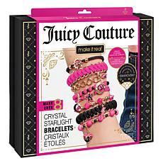 Juicy Couture Crystal Star Light DIY Bracelet Kit