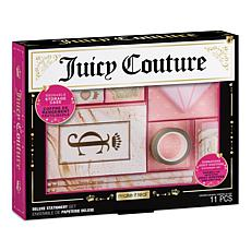 Juicy Couture Deluxe Stationary Set