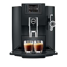 Jura E8 Piano Black Automatic Coffee Center