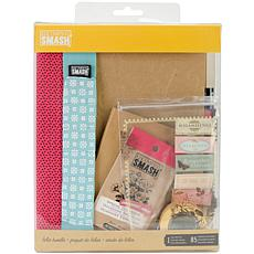 K and Company Smash Pink Folio Bundle - 86-pieces