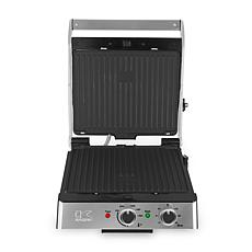 Kalorik 4-in-1 Eat Smart Grill - Stainless Steel