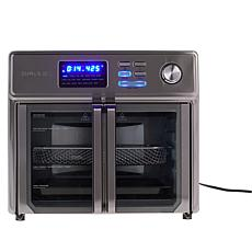 Kalorik MAXX 10-in-1 Air Fryer Oven with Rotisserie and Cookbook