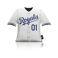 Kansas City Royals Plushlete Big League Jersey Pillow