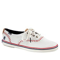 Keds Champion Pennant Canvas Sneaker - MLB Tigers