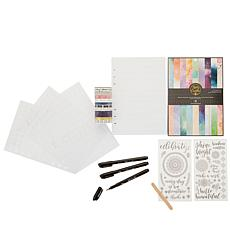 Kelly Creates Galaxy Lettering Craft Set