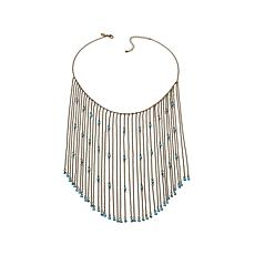 "Kelly Killoren ""Mirado"" Fringe Bib Necklace"