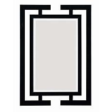 Kenroy Home Shinto Wall Mirror  - Black Gloss
