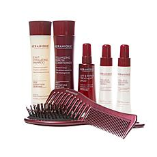 Keranique 60-Day Volumizing Kit w/Comb & Brush AS