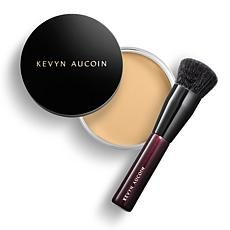 Kevyn Aucoin Light FB 04 Foundation Balm with Brush