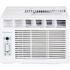Keystone 12k BTU Window-Mounted Air Conditioner w/ Remote Control