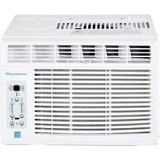 Keystone Energy Star 10k BTU Window-Mounted Air Conditioner w/ Remote