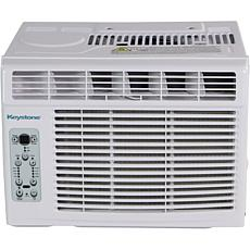 Keystone Energy Star 5k BTU Window-Mounted Air Conditioner w/ Remote