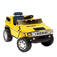 Kid Motorz Hummer H2 6V One-Seater Ride-On Vehicle