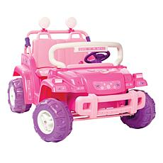 Kid Motorz Surfer Girl 12V Two-Seater Ride-On Vehicle
