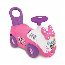 Kiddieland Toys Lights n' Sounds Minnie Activity Ride-On