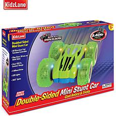 Kidzlane Remote Control Mini Double-Sided Stunt Car