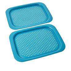 Kitchen HQ 2-pack Serving Tray Set
