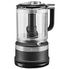 KitchenAid 5-Cup Food Chopper (Black Matte)