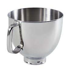 KitchenAid® 5-Quart Stainless Steel Mixing Bowl w/Comfortable Handle