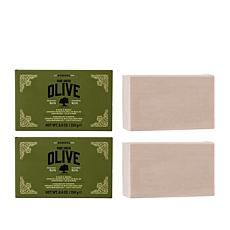 Korres 2-pack Crepe Rescue Olive Body Balm