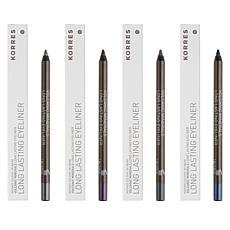 Korres 4-piece Volcanic Minerals Eyeliner Set