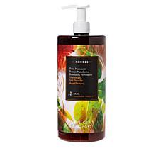 Korres Basil Mandarin Shower Gel - 1 Liter