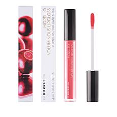 Korres Morello Voluminous Lip Gloss - Peachy Coral