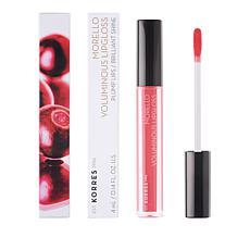 Korres Morello Voluminous Lip Gloss - Peachy Coral
