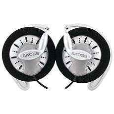 Koss KSC75 Ear Clips Over-Ear Wired Headphones