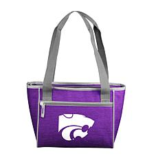KS State Crosshatch 16-Can Cooler Tote