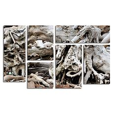 "Kurt Shaffer ""Drift Wood"" Multi-Panel Art Collection"