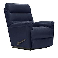 La-Z-Boy Marco Leather Rocker Manual Recliner