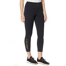 Laila Ali Sculpted Pocket 7/8 Length Legging