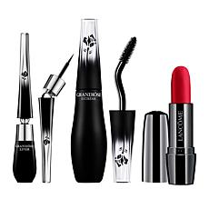 Lancôme Grandiose Mascara and Eyeliner with Color Design Lip Color Set