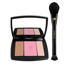 Lancôme Petal Pushing Blush Subtil and Brush Duo
