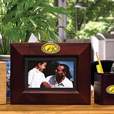 Landscape Brown Picture Frame - Iowa - College