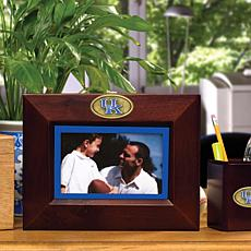 Landscape Brown Picture Frame - Kentucky - College