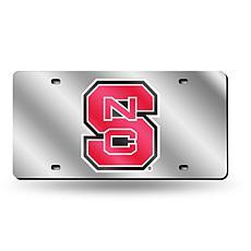 Laser Tag License Plate - North Carolina State Un.