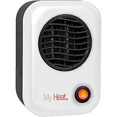 Lasko MyHeat Personal Heater, White