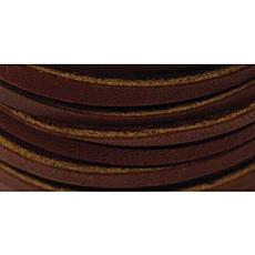 "Latigo Lace .125"" x 50' Spool - Medium Brown"