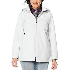 Laurier Emma Softshell Jacket with Hood