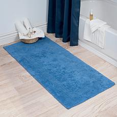 "Lavish Home 100% Cotton Reversible Bath Rug - 24"" x 60"""