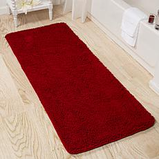 Red Bathroom Rugs Mats Hsn