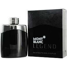Legend by Mont Blanc EDT Spray for Men 3.4 oz.
